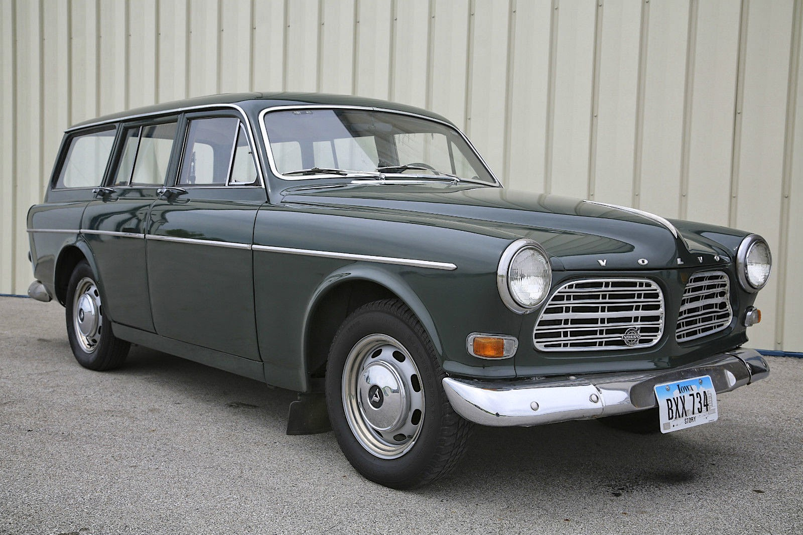 Volvo Amazon 1967 Volvo Amazon Station Wagon Auto Restorationice