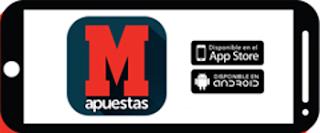 Marca Apuestas aplicación móvil iPhone, iPad y Android