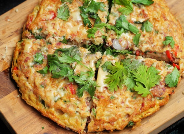 Resep Dan Cara Membuat Pizza Sederhana Dari Mie Telor Tanpa