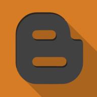 blogger square icon