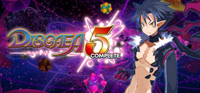 Disgaea 5 Complete-CODEX