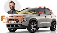 Logo Concorso Citroën: indovina la vita futura di Fabio Volo e vinci C3 Aircross