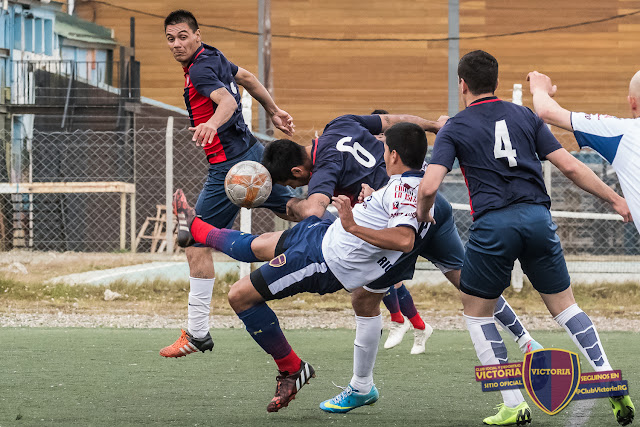 Futbol: Caída en Ushuaia