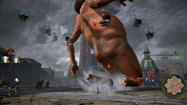 Download Attack on Titan 2 PC Gameplay
