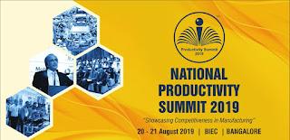 National Productivity Summit 2019