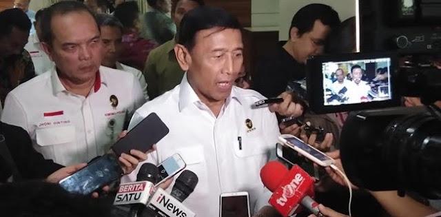 Wiranto Minta Pihak Yang Keberatan Dengan RKUHP Datangi Kantornya