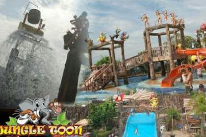 Jungle Toon Waterpark Bukit Wahid Semarang, Foto + Harga Tiket Masuk + Lokasi Waterpark