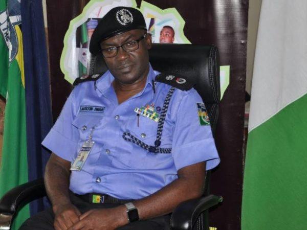 Austin Iwar, Bayelsa Police commissioner: undergrad killer sacked