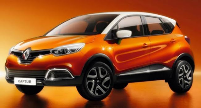 2018 Renault Captur Review, Price and Release Date