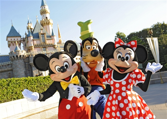 Disneyland di Anaheim