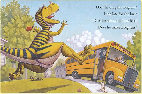How Do Dinosaurs Books Review