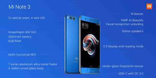 Download Firmware Xiaomi Mi Note 3 Terbaru Tanpa Iklan