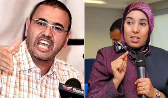أفتاتي يهاجم ماء العينين : الوضوح تجاه المغاربة ضروري و قضيتها لا تعني البيجيدي !