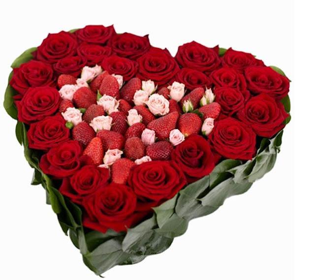 Những bó hoa hồng đẹp dành tặng sinh nhật bạn gái