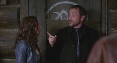 7x23 - Survival of the Fittest crowley meg