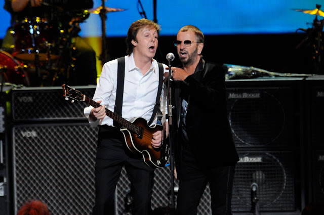 Un Clásico: Paul McCartney y Ringo Starr - With a Little Help From My Friends