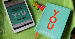 """Małe i cieszy, czyli recenzja """"Book of YOU"""" Jamie Olivera."""