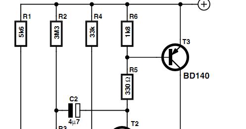 Sound Activated Switch Circuit Diagram Circuit Diagram