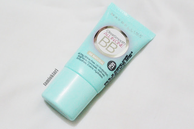 [REVIEW] MAYBELLINE CLEAR SMOOTH ALL IN ONE BB
