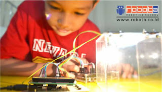 Franchise di Indonesia sekolah robot