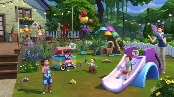 The Sims 4 Deluxe Edition v1 52 100 1020 Repack-FitGirl