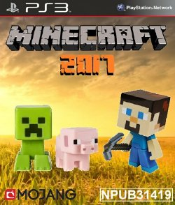 Minecraft 2017 Update FIX ALL DLC crack new update ps3 ps4 Archives