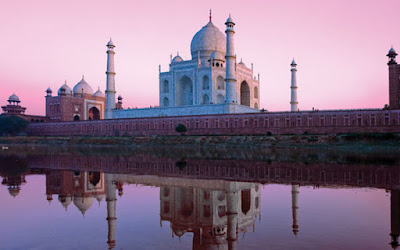 where to go in India: Agra