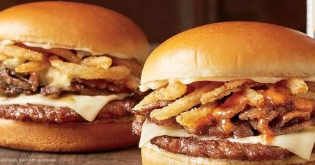 Checkers rally 39 s add new a 1 buttery steak burger for Checkers fish sandwich