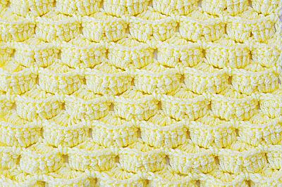 1 - Crochet- IMAGEN Puntada a crochet para mantas y cobijas-Majovel Crochet