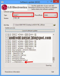 Tutorial Root Android LG L3 II E435 Dual SIM 100% Work