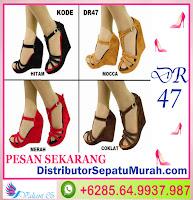 +62.8564.993.7987, Sepatu Wanita, Sepatu Wedges Terbaru, Sepatu Wedges Murah Online