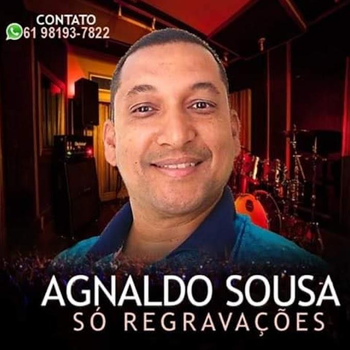 AGNALDO SOUSA - CD PROMOCIONAL 2020