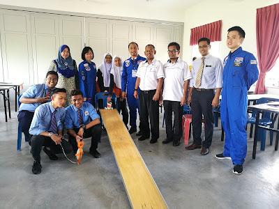 Karnival Eksplorasi STEM : Angkasa 2018 Peringkat Negeri Kedah di SMK Jerlun
