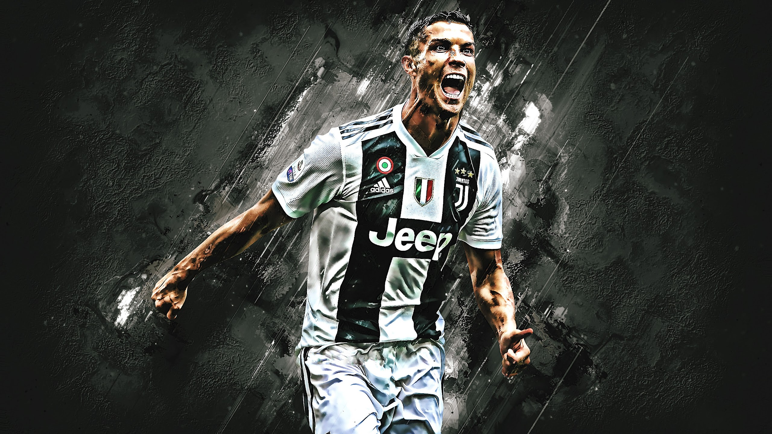 Cristiano Ronaldo Football Player 4k Wallpaper 233