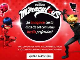 Promoção Aventuras Miraculous Da Ri Happy