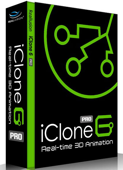Reallusion iClone Pro 6 42 2725 1 (x64) + Resource Pack Incl Key