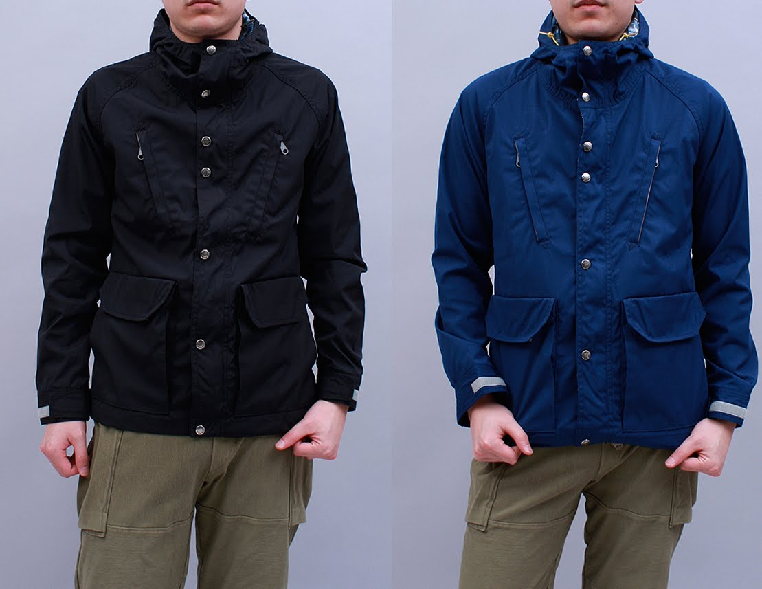 The North Face Purple Label Spring 2011 Jackets | Spring