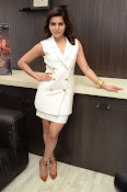 Samantha dazzling in white at 24 event-thumbnail-15