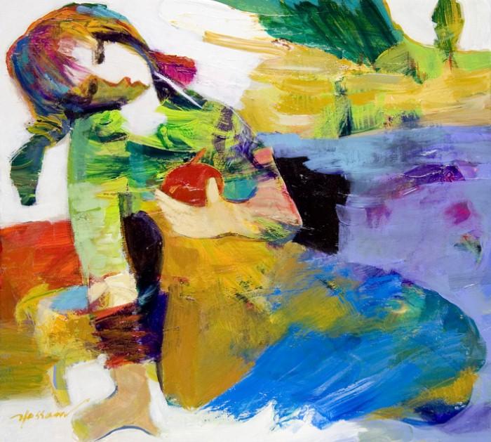 Сущность любви и романтики. Hessam Abrishami 13