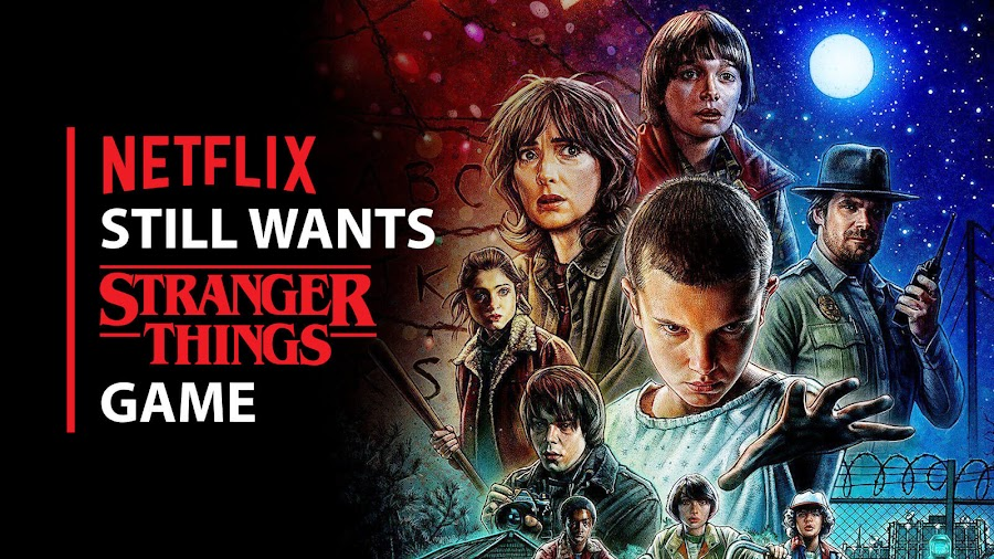 netflix stranger things telltale game update