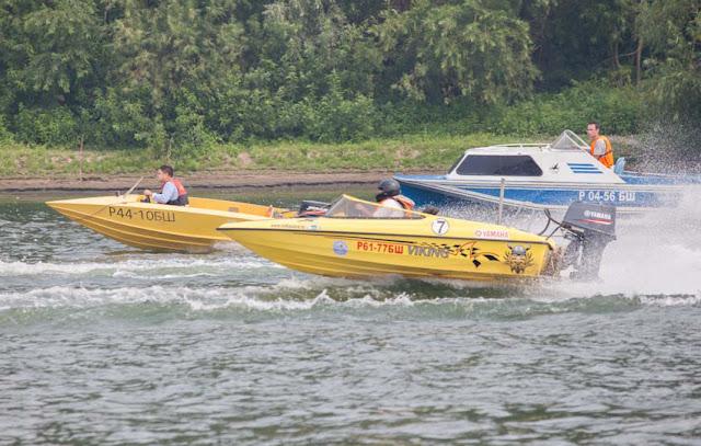 в Уфе пройдёт шестой чемпионат по водно-моторному спорту
