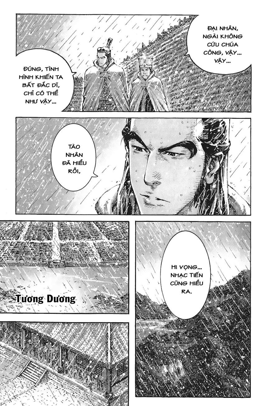 Hỏa phụng liêu nguyên Chương 438: Một câu thực lòng [Remake] trang 9