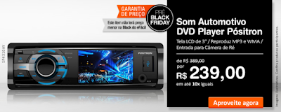 Pré Black Friday Som Automotivo Pósitron