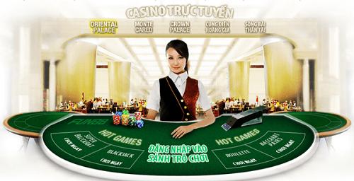Ngày càng nhiều người chơi casino trực tuyến