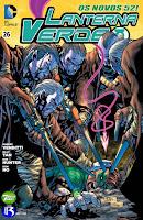 Os Novos 52! Lanterna Verde #26
