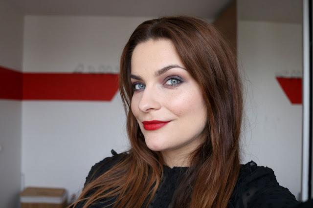 Mon make-up de fin d'année avec la collection NARS x Sarah Moon