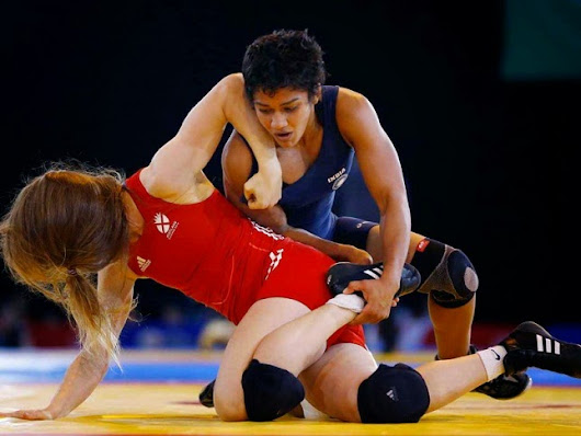 Babita Kumari wins 11th Gold for India in Commonwealth Games 2014