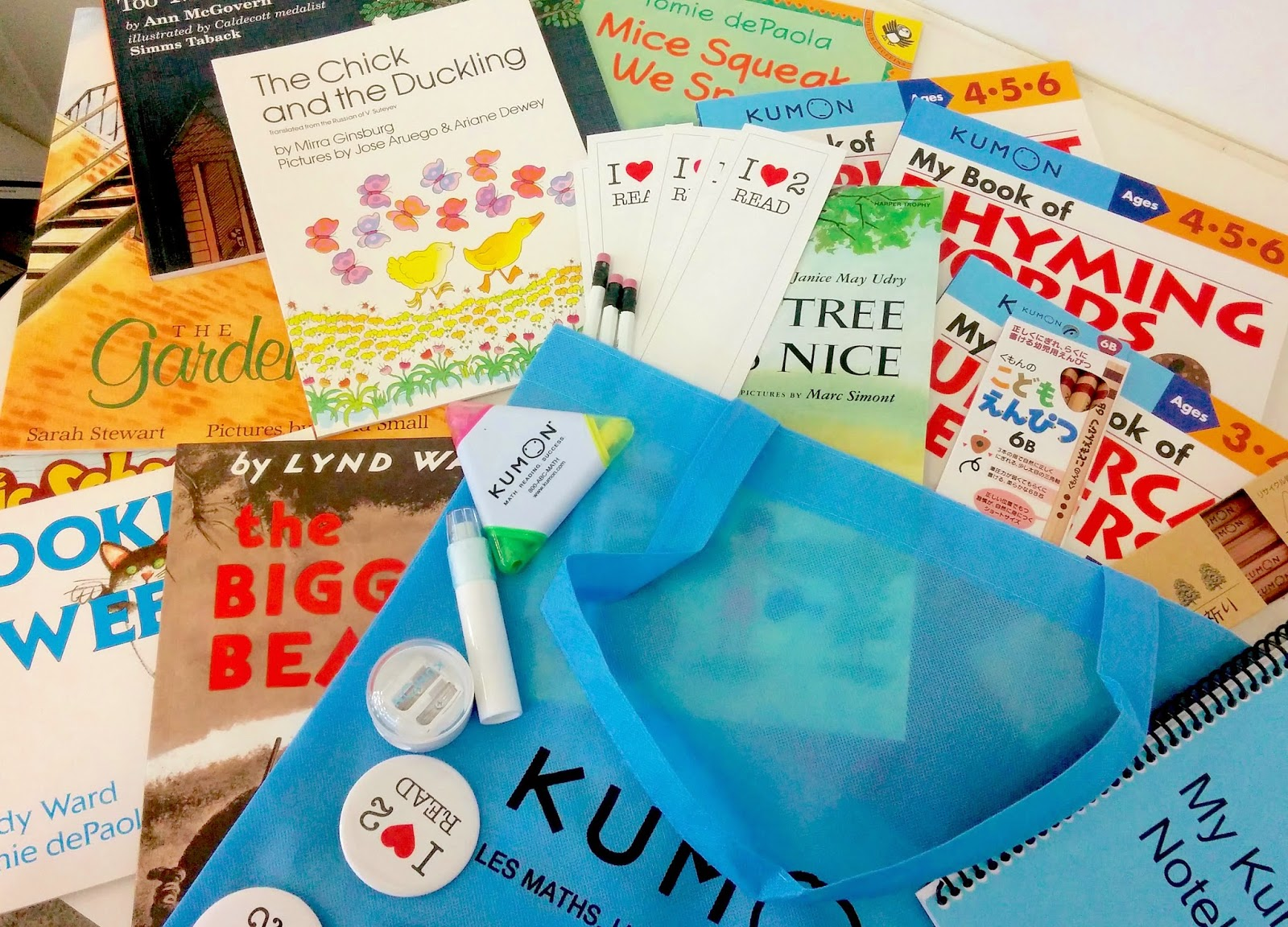 Kumon Canada and First Book Canada Joy of Reading