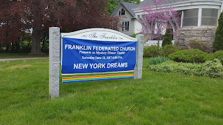 mystery dinner theater event coming to Franklin Federated June 10