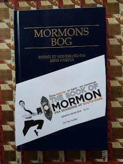 Mormons bog